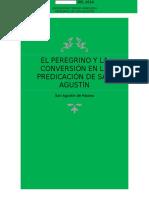 20160415- El Peregrino y La Conversión en La Predicación de San Agustín