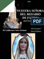 Nuestra Señora del Rosario de Fatima pps