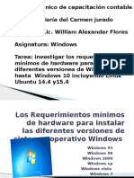Presentacion de Windows Mary
