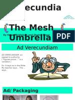 Logical Fallacies- The Mesh Umbrella