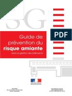 CMR Amiante Guide