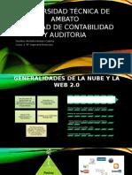 Generalidades de La Nube y La Web 2.0