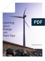 Learning About Energy With Field Trips