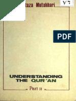 Understanding the Quran part2