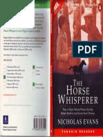 The Horse Whisperer (Penguin Graded Reader - Level 3)