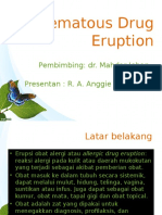 Exanthematous Drug Eruption (Referat)