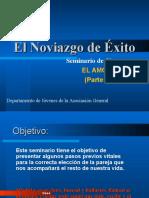 ElNoviazgodeExito_1ElAmor