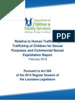 Human Trafficking Report_2015