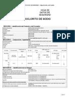 Msdsd Hipolcorito de Sodio (1)