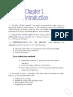 Financial Statement Analysis of ACI Ltd.