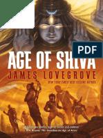 Age of Shiva - Lovegrove, James.pdf