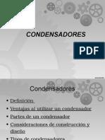 TODO SOBRE CONDENSADORES