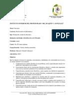 Introducción a La Filosofía, Joaquín v González
