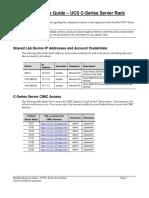NterOne Resource Guide - UCS C-Series Server Rack - 20150726