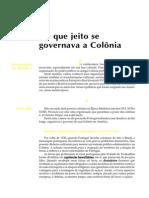 Telecurso 2000 - Ensino Fund - História do Brasil 09