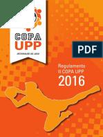 Regulamento Copa Upp 2016