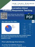 culturally responsive teaching presentation