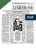 Cyclegram Jan/Feb 1992