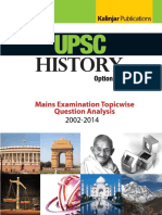 Download UPSC IAS Mains LAST 10 Year Papers History Optional