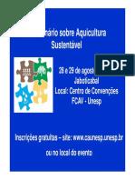 Conceitos de Sustentabilidade Dr Wagner Valenti