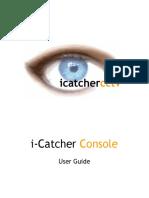Console User Manual