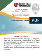 psicologia aplicada ala religion