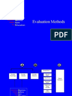 PACE Evaluation Methods