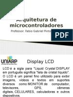Aula 9- Microcontrolador