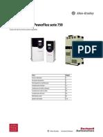 Manual Vfd Powerflex 753 de La Pellet Buhler Pt1750-Td001_-Es-p
