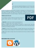 Programas Para Crear Blogs