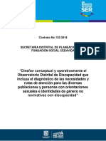 Documento Discapacidad DDS - CEDAVIDA