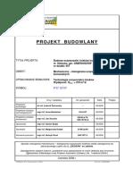 Budowa oczyszczalni ścieków komunalnych m. Oleksów, gm. GNIEWOSZÓW