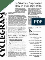 Cyclegram March April 1998