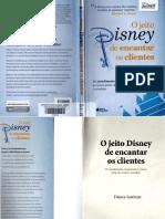 o Jeito Disney de Encantar Cliente