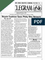 Cyclegram January 1998
