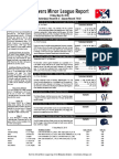 5.20.16 Minor League Report