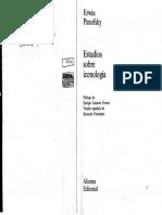 Panofsky, Erwin - Introduccion - Estudios Sobre Iconologia