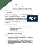 COMBASE DMFit Web Edition