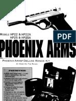 Phoenix Hp22 Hp22a Hp25 Hp25a