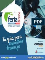 Guia Laboral 2016 Feria Tecnica
