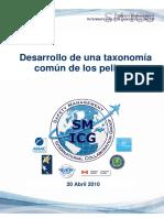 Desarrollo de Una Taxonomía Común de Los Peligros (SM ICG)