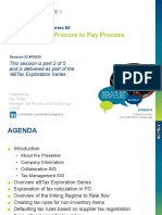 Ebtax Series 2 Ebtax and the Procure to Pay Process Presentation 717
