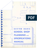 1954 - School Shop Planning and Specifications Manual