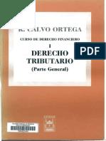 Derecho Tributario Parte General - Calvo