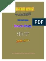 Materia Del 3er T-remache Moises