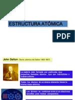 Clase Estructura Atomica