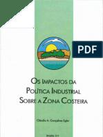 Os Impactos Da Politica Industrial Sobre a Zona Costeira EGLER