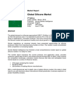 Global Silicone Market