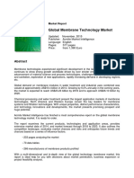 Global Membrane Technology Market