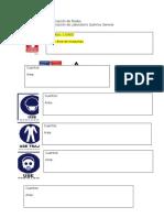 Rotulos de de Señalizacion Para Laboratorio de Mecanica de Fluidos e Hidraulica